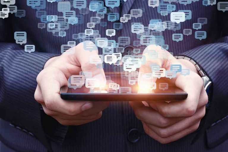 chats coming from mobile phone customer service digital first solutions