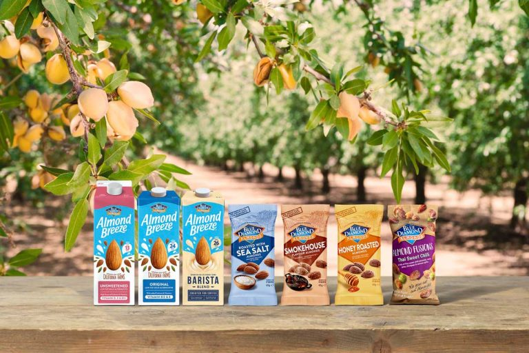 Blue Diamond Growers Products