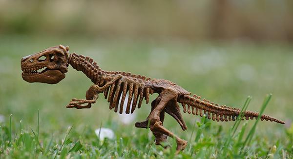 digital customer experience dinosaur