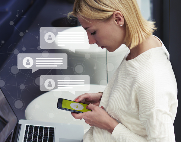 example of wirecard boon customer service chatbot