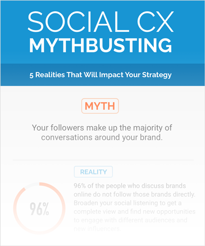 social cx mythbusting infographic thumbnail