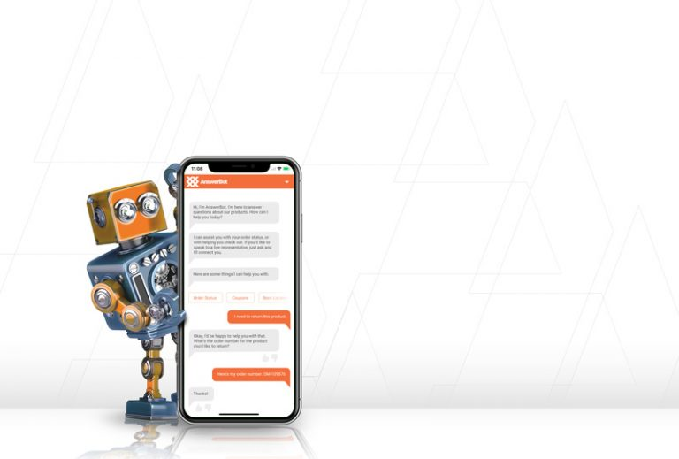 adding an ai chatbot to service channels infographic thumbnail