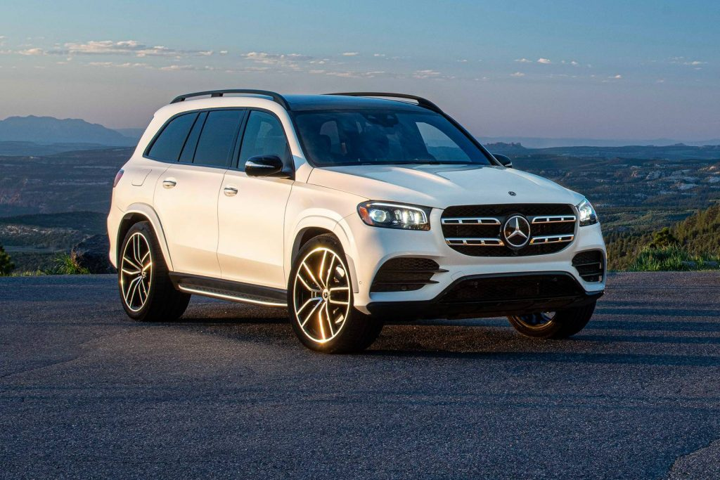 mercedes benz 2020 gls