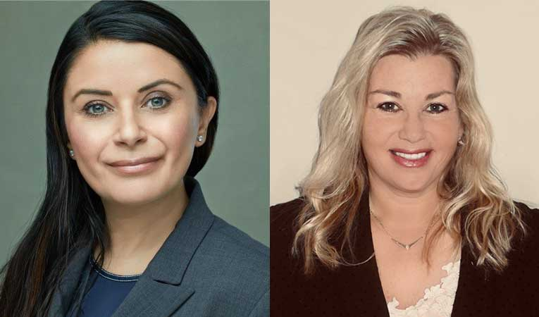 zarnaz arlia and shellie vornhagen